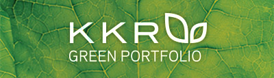 KKR Releases Performance Report for Green Portfolio Program Companies