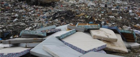 saving mattresses from landfills