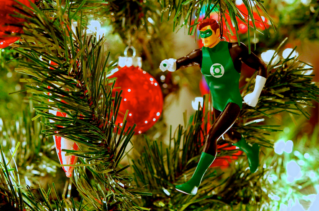 Have a Green Christmas