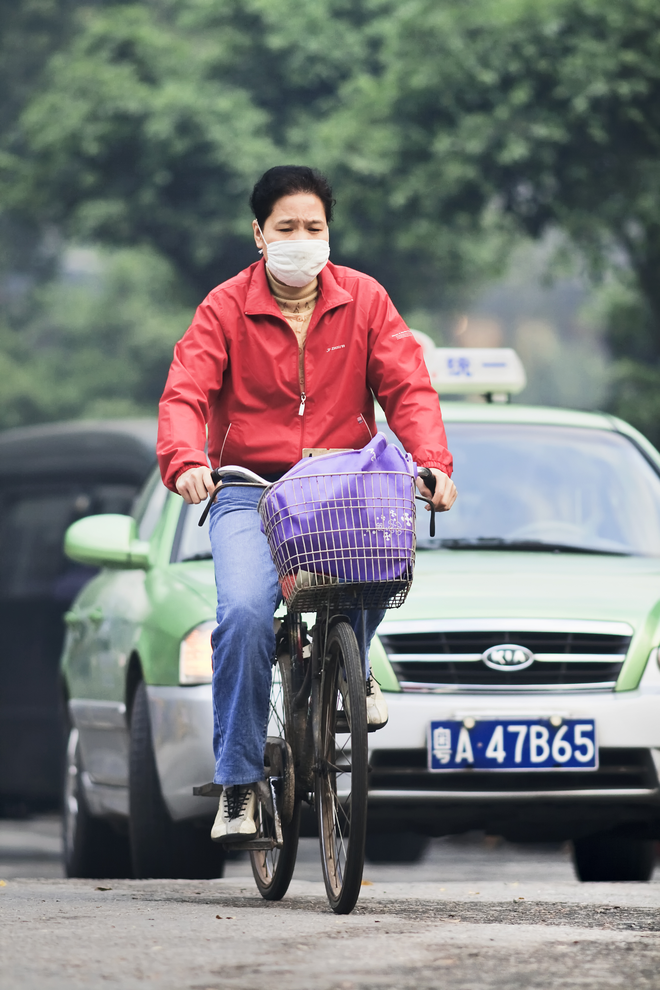 Smog Squelches Holiday Plans in China
