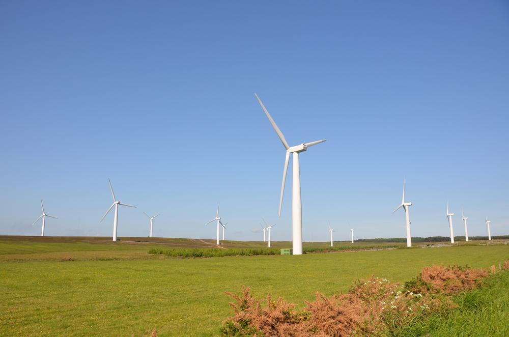 Scottish Wind Farm to Receive Major Funding