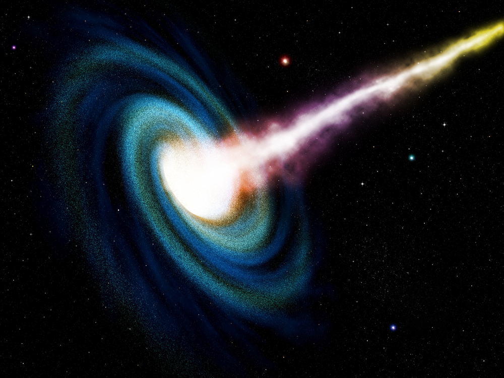 Astronomers Confirm the Existence of Five Supermassive Black Holes