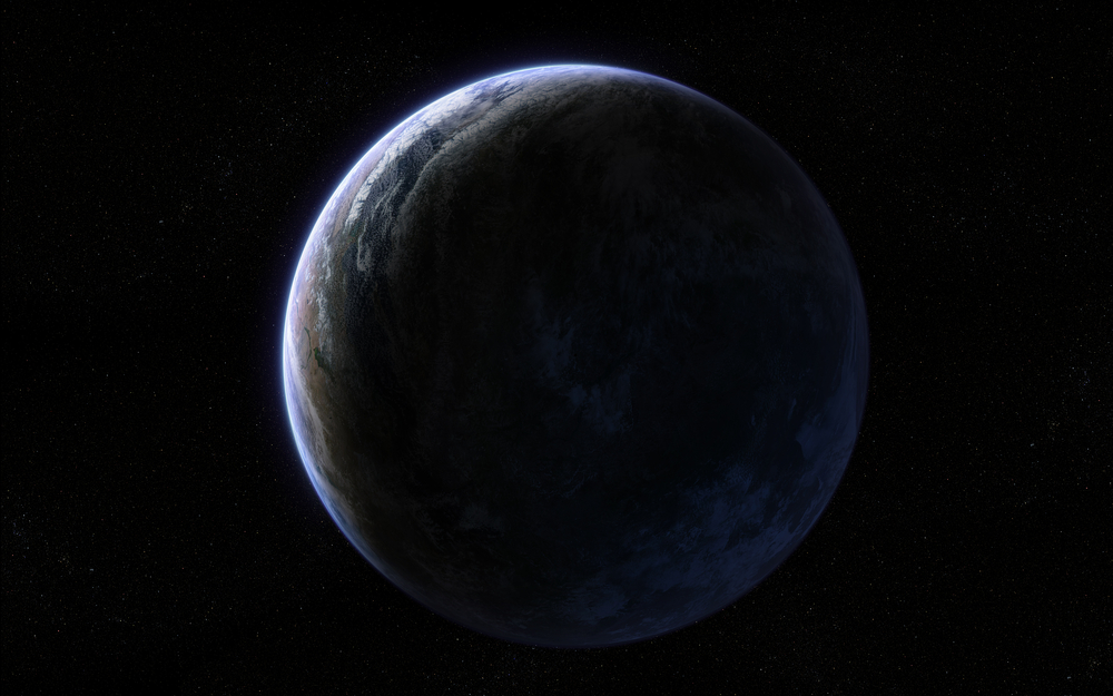 """Tidally Locked Planets May be Habitable, Depending on """"Air Conditioning"""""""