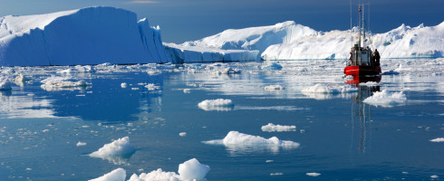arctic sea