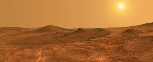 Water on Mars may have occurred later than scientists thought.