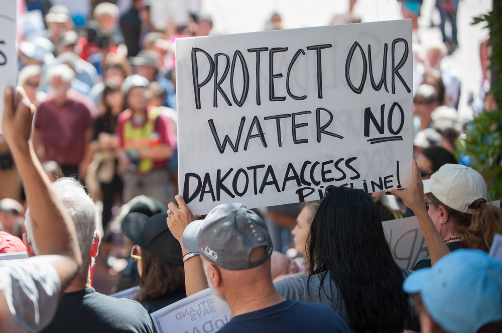 Standing Rock Sioux Tribe Wins An Initial Pipeline Victory