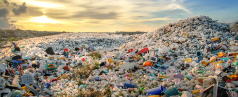 The world has made 9.1 million tons of plastic waste in the last 70 years, and the vast majority of that is still around to pollute our land and oceans.